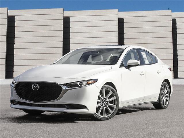 2021 Mazda Mazda3 GT w/Turbo (Stk: 21832) in Toronto - Image 1 of 23