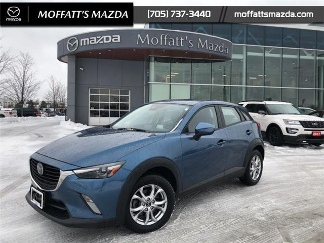 2018 Mazda CX-3 GS (Stk: 28839) in Barrie - Image 1 of 18