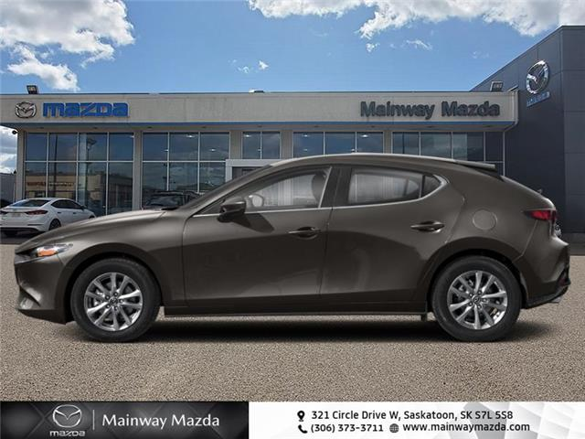 2021 Mazda Mazda3 Sport GS w/Luxury Package (Stk: M21062) in Saskatoon - Image 1 of 1
