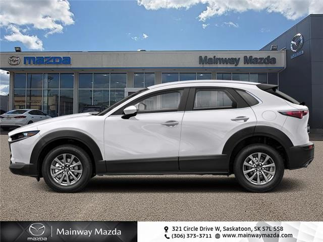2021 Mazda CX-30 GS (Stk: M21112) in Saskatoon - Image 1 of 1