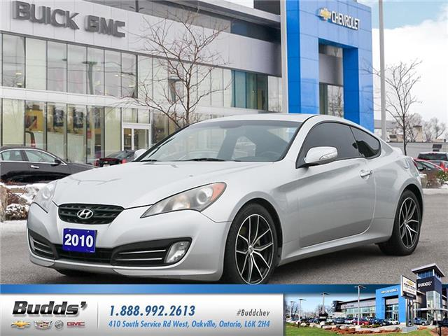 2010 Hyundai Genesis Coupe  KMHHU6KH7AU007028 AT8031LA in Oakville