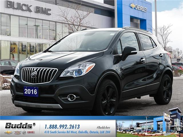 2016 Buick Encore Convenience (Stk: TX0000A) in Oakville - Image 1 of 25