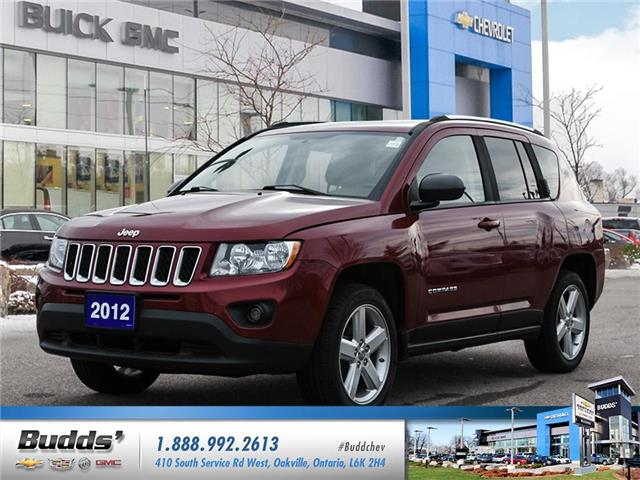 2012 Jeep Compass Limited (Stk: C40013A) in Oakville - Image 1 of 25