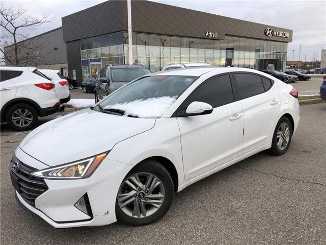 2019 Hyundai Elantra Preferred (Stk: 33523A) in Brampton - Image 1 of 12