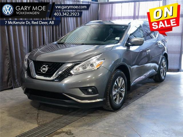 2017 Nissan Murano SV (Stk: 0CS4945A) in Red Deer County - Image 1 of 25