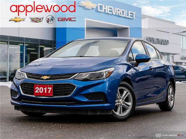 2017 Chevrolet Cruze LT Auto (Stk: 505044P) in Mississauga - Image 1 of 27