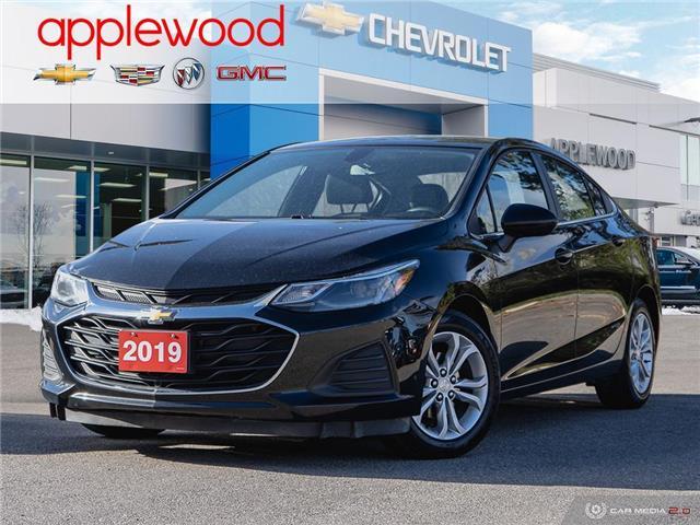 2019 Chevrolet Cruze LT (Stk: 123602P) in Mississauga - Image 1 of 24