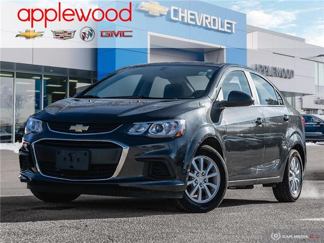 2018 Chevrolet Sonic LT Auto (Stk: 123972TU) in Mississauga - Image 1 of 26