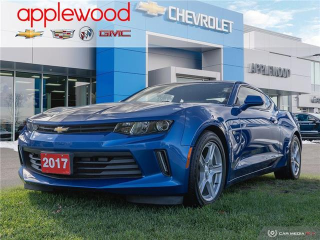 2017 Chevrolet Camaro 1LT (Stk: 124429P) in Mississauga - Image 1 of 15