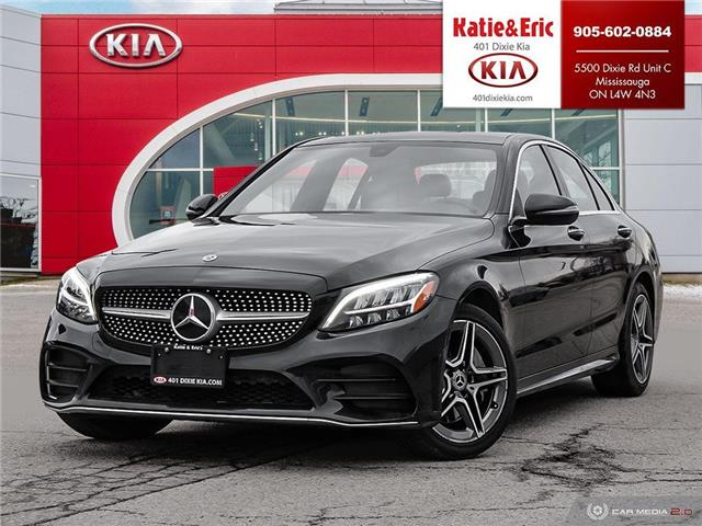 2020 Mercedes-Benz C-Class Base (Stk: K3241) in Mississauga - Image 1 of 26