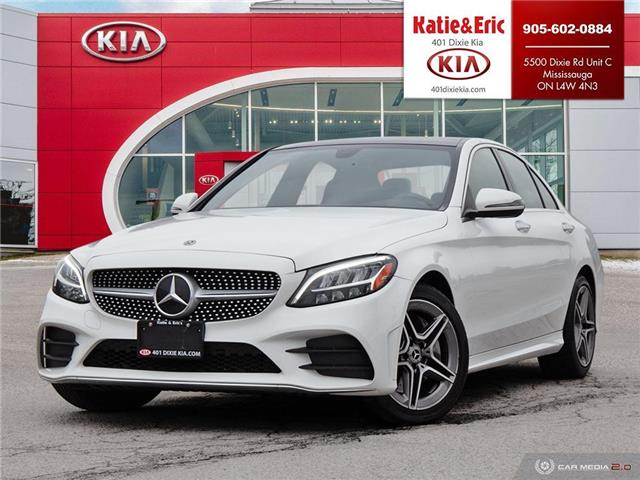2020 Mercedes-Benz C-Class Base (Stk: K3242) in Mississauga - Image 1 of 27