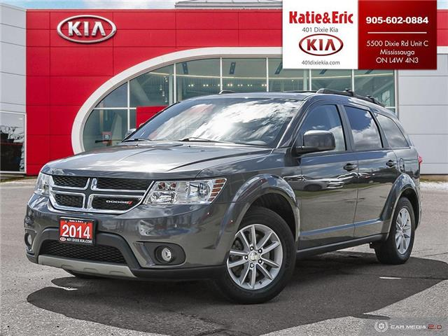 2014 Dodge Journey SXT (Stk: SO20008A) in Mississauga - Image 1 of 26