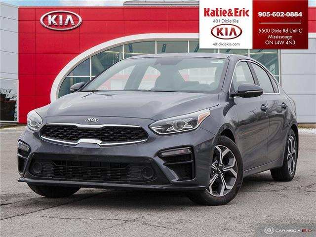 2019 Kia Forte EX (Stk: K3237) in Mississauga - Image 1 of 24