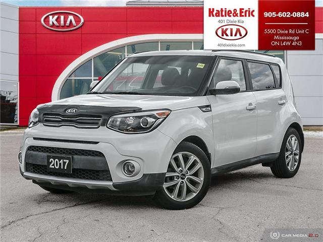 2017 Kia Soul EX (Stk: SL20000A) in Mississauga - Image 1 of 27