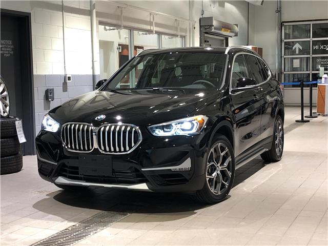 2021 BMW X1 xDrive28i (Stk: 21053) in Kingston - Image 1 of 14