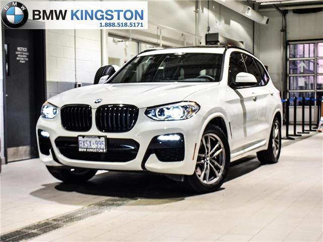 2021 BMW X3 xDrive30i (Stk: 21004) in Kingston - Image 1 of 12