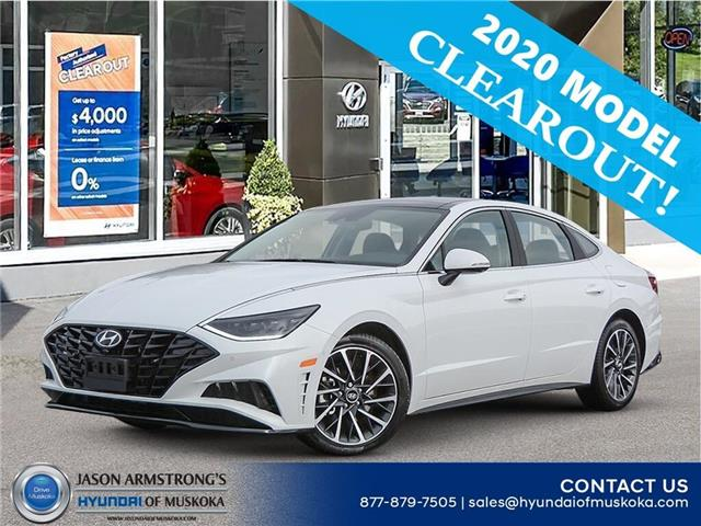 2020 Hyundai Sonata Luxury (Stk: 120-226) in Huntsville - Image 1 of 23