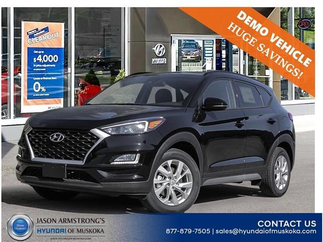 2021 Hyundai Tucson Preferred w/Sun & Leather Package (Stk: 121-006) in Huntsville - Image 1 of 23