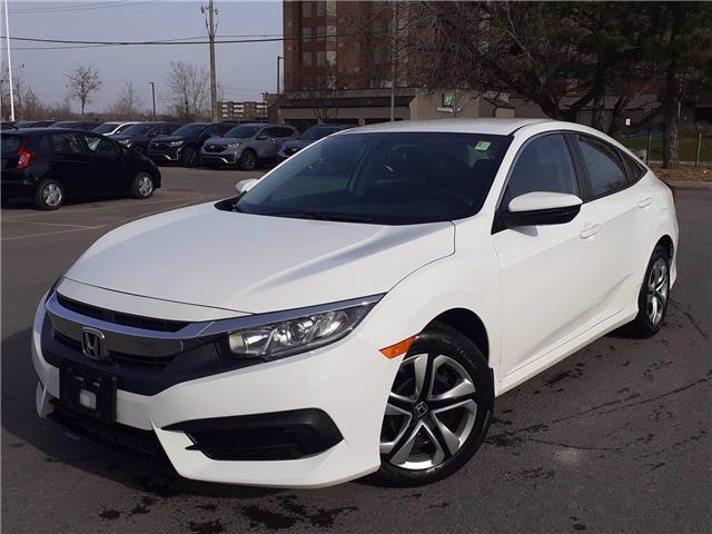 2017 Honda Civic LX (Stk: P6023) in Ottawa - Image 1 of 23