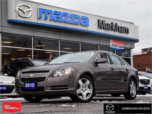 2010 Chevrolet Malibu LT Platinum Edition (Stk: Z210019B) in Markham - Image 1 of 25