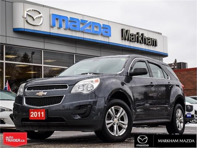 2011 Chevrolet Equinox LS (Stk: P2017A) in Markham - Image 1 of 23
