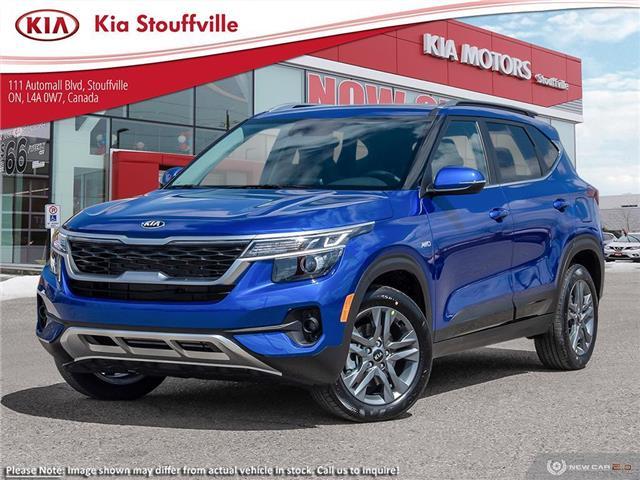 2021 Kia Seltos EX (Stk: 21040) in Stouffville - Image 1 of 23