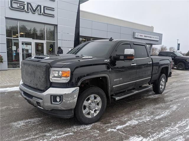 2019 GMC Sierra 2500HD SLT (Stk: 21202A) in Orangeville - Image 1 of 19