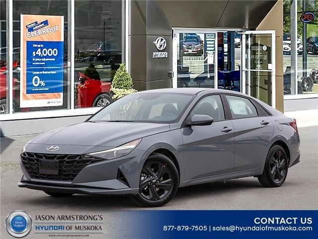 2021 Hyundai Elantra Preferred Tech (Stk: 121-085) in Huntsville - Image 1 of 23