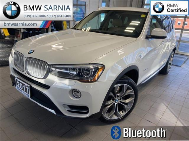 2017 BMW X3 xDrive28i (Stk: XU379) in Sarnia - Image 1 of 10