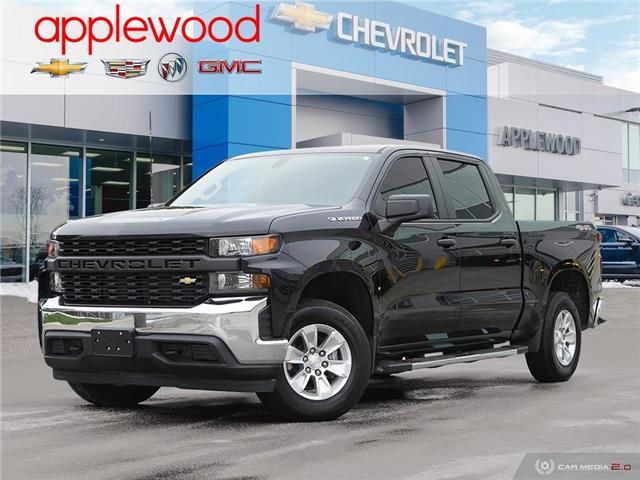 2019 Chevrolet Silverado 1500 Work Truck (Stk: 236259TN) in Mississauga - Image 1 of 27