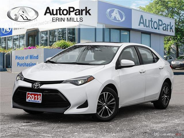 2019 Toyota Corolla LE (Stk: 230538AP) in Mississauga - Image 1 of 27