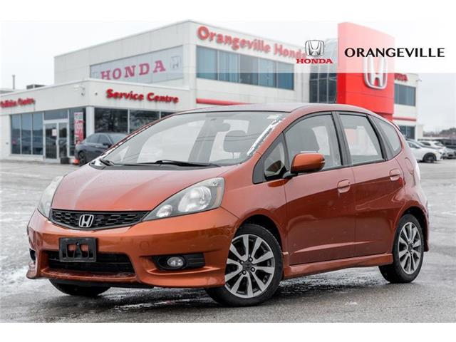 2013 Honda Fit Sport (Stk: F20186B) in Orangeville - Image 1 of 16