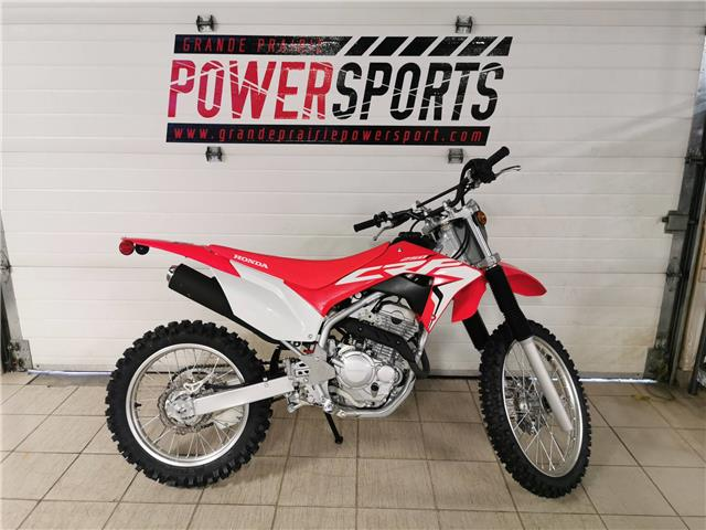 2021 Honda CRF250F TRAIL (Stk: 21HD-024) in Grande Prairie - Image 1 of 3