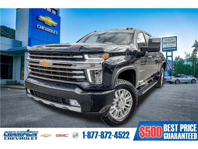 2021 Chevrolet Silverado 3500HD High Country (Stk: 21-58) in Trail - Image 1 of 30