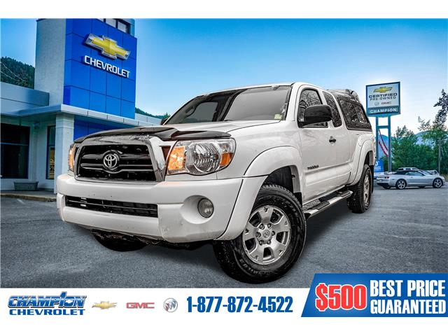 Used 2008 Toyota Tacoma Base V6 SALE PENDING - Trail - Champion Chevrolet Buick GMC Ltd.