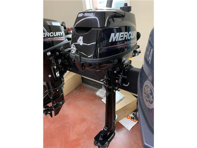 2019 Mercury FourStroke 4 HP  (Stk: MM18-180) in Nipawin - Image 1 of 4