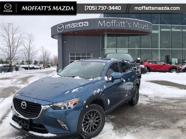 2018 Mazda CX-3 GS (Stk: P8605A) in Barrie - Image 1 of 21