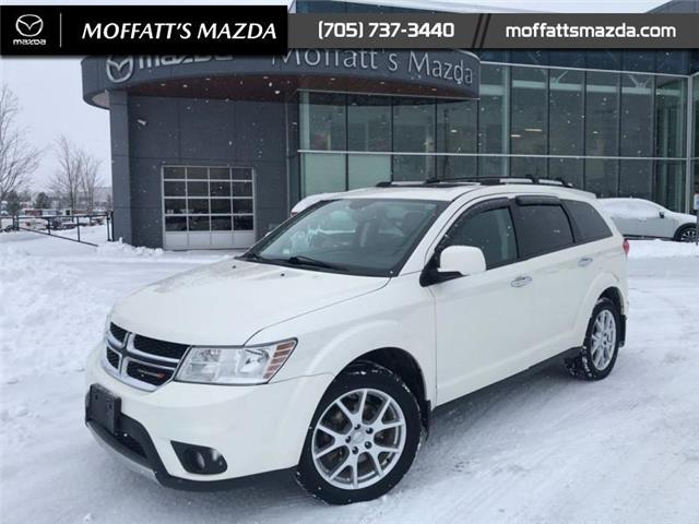 2017 Dodge Journey GT (Stk: 28846) in Barrie - Image 1 of 19