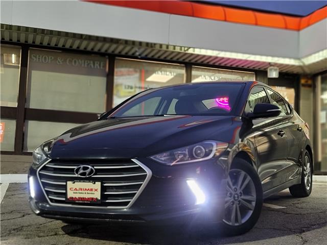 2017 Hyundai Elantra GL (Stk: 2011359) in Waterloo - Image 1 of 22