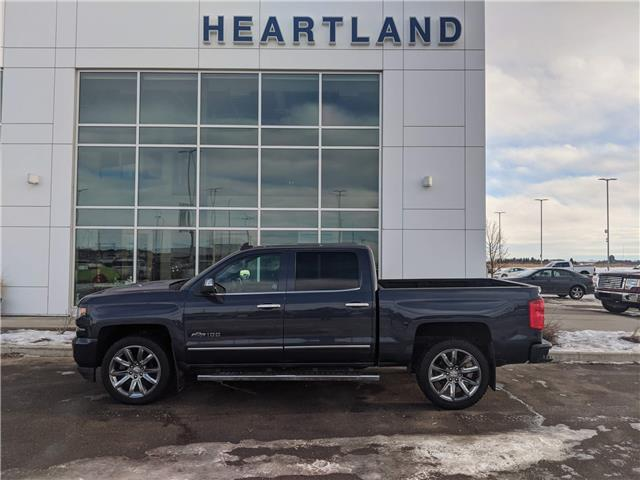 2018 Chevrolet Silverado 1500 2LZ (Stk: LLT252B) in Fort Saskatchewan - Image 1 of 27