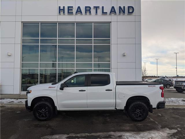 2019 Chevrolet Silverado 1500 LT Trail Boss (Stk: LSD180C) in Fort Saskatchewan - Image 1 of 28