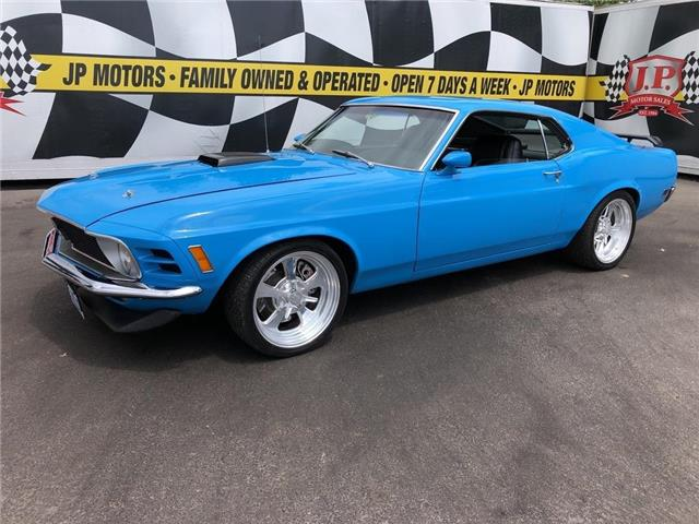 1970 Ford Mustang Mach1, 4 Speed Manual, (Stk: 206189) in Burlington - Image 1 of 20