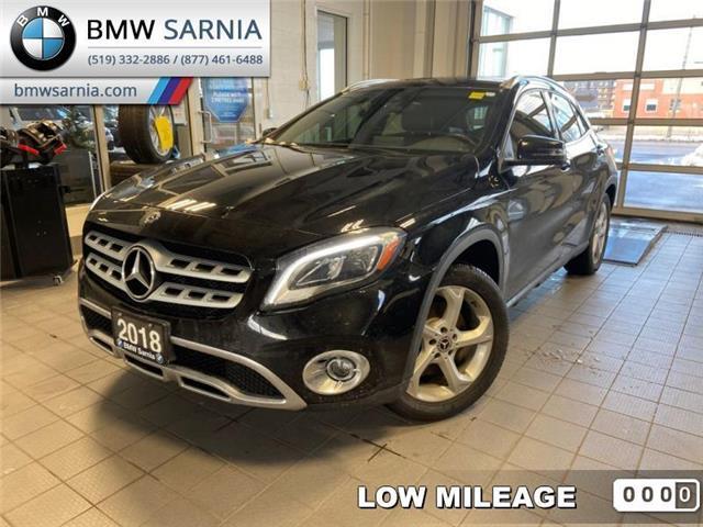 2018 Mercedes-Benz GLA 250 Base (Stk: SFC2876) in Sarnia - Image 1 of 11