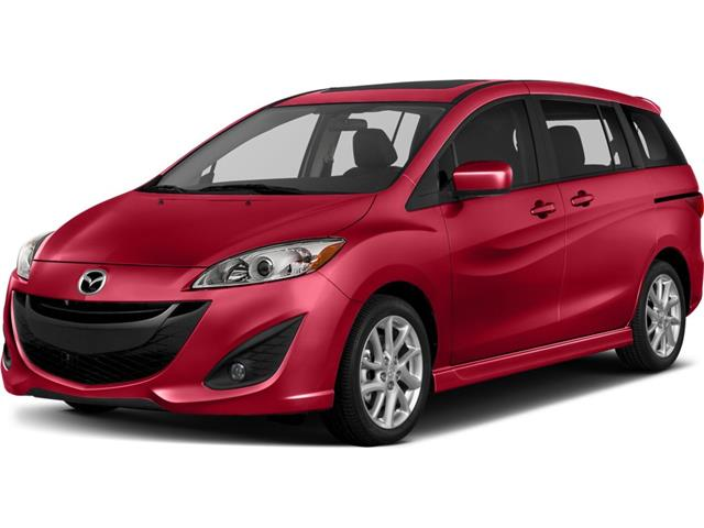 2014 Mazda Mazda5 GS (Stk: ) in Hebbville - Image 1 of 1