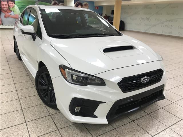 2019 Subaru WRX Sport (Stk: 210268A) in Calgary - Image 1 of 19