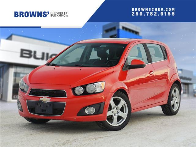 2012 Chevrolet Sonic LTZ (Stk: T20-1689A) in Dawson Creek - Image 1 of 14