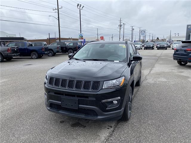 2021 Jeep Compass Altitude (Stk: N04925) in Chatham - Image 1 of 17
