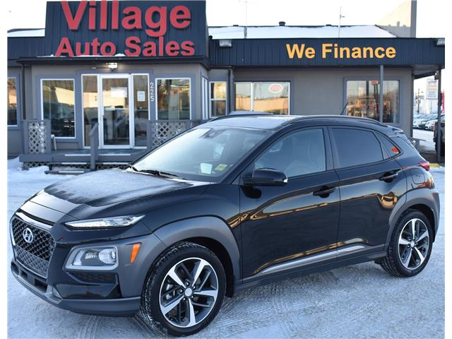 2018 Hyundai Kona 1.6T Ultimate (Stk: P38168) in Saskatoon - Image 1 of 22