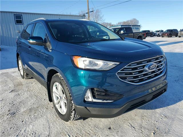 2020 Ford Edge SEL (Stk: 20280) in Wilkie - Image 1 of 19