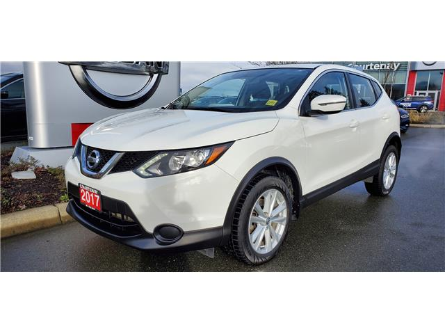 2017 Nissan Qashqai S (Stk: U0123) in Courtenay - Image 1 of 9